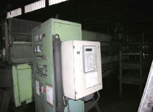 Second hand induction heater Elotherm VTH 3400 (800kW)