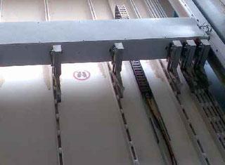 Paoloni Table Saw Scie à poutre en bois Holz-Her CUT85 d'occasion Machines d'occasion ...