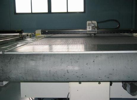 used lectra cutting machine