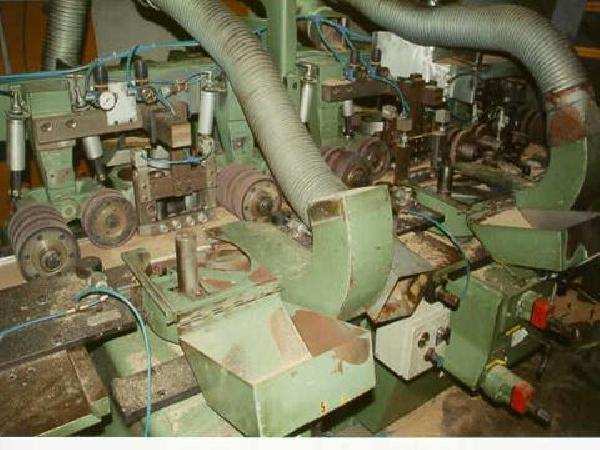 tongue and groove milling machine