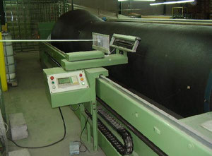 Seguí S20N Sectional warping machine