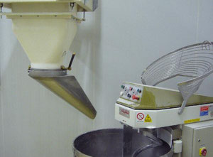 Used POLKA Complete orient bread production line