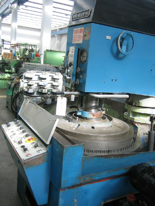 What is Gear lapping and Gear Grinding Process