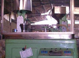 ZANASI RV – 59 / R Abfüllmaschine - Gelatine Kapsel-Abfüllmaschine