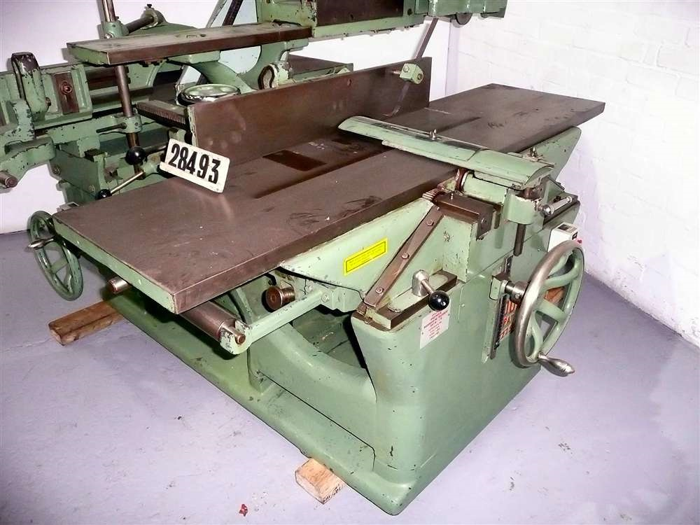 dominion universal woodworking machine