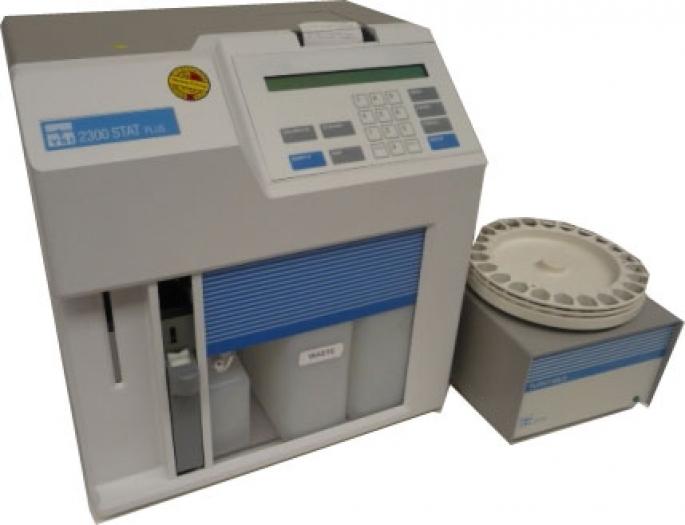 lactate machine