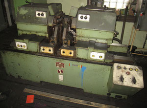 Used WEB FXLZD 160 A Facing and centering machine