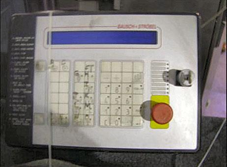 bausch strobel filling machine