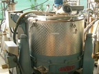 Used Rousselet SC85-3KSAR  perforated basket centrifuge