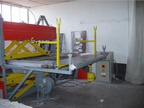 Used Cotton Cutting Machine