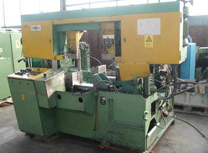 Used JAESPA W 320 AZ/P Band saw automat