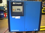 Used COMPAIR L37-10 Oiled screw compressor