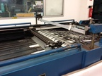 Used Sakurai SC 112 A Screen printing machine