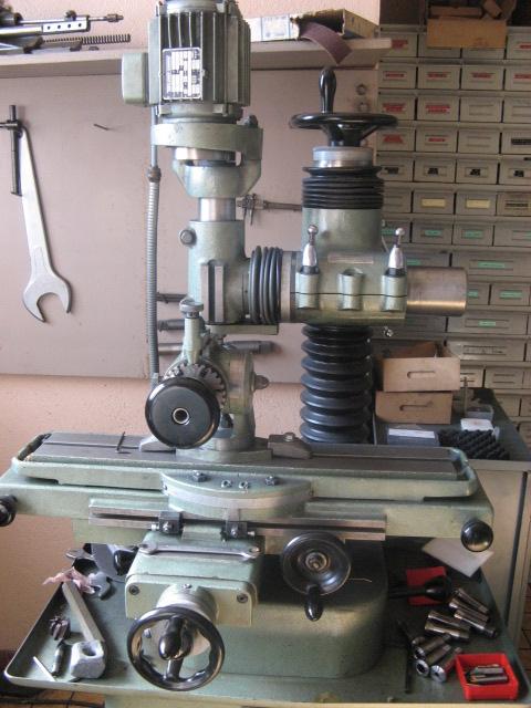 cg machine