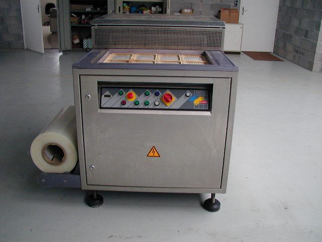 Cryovac Vs 26 Tray Maker Exapro