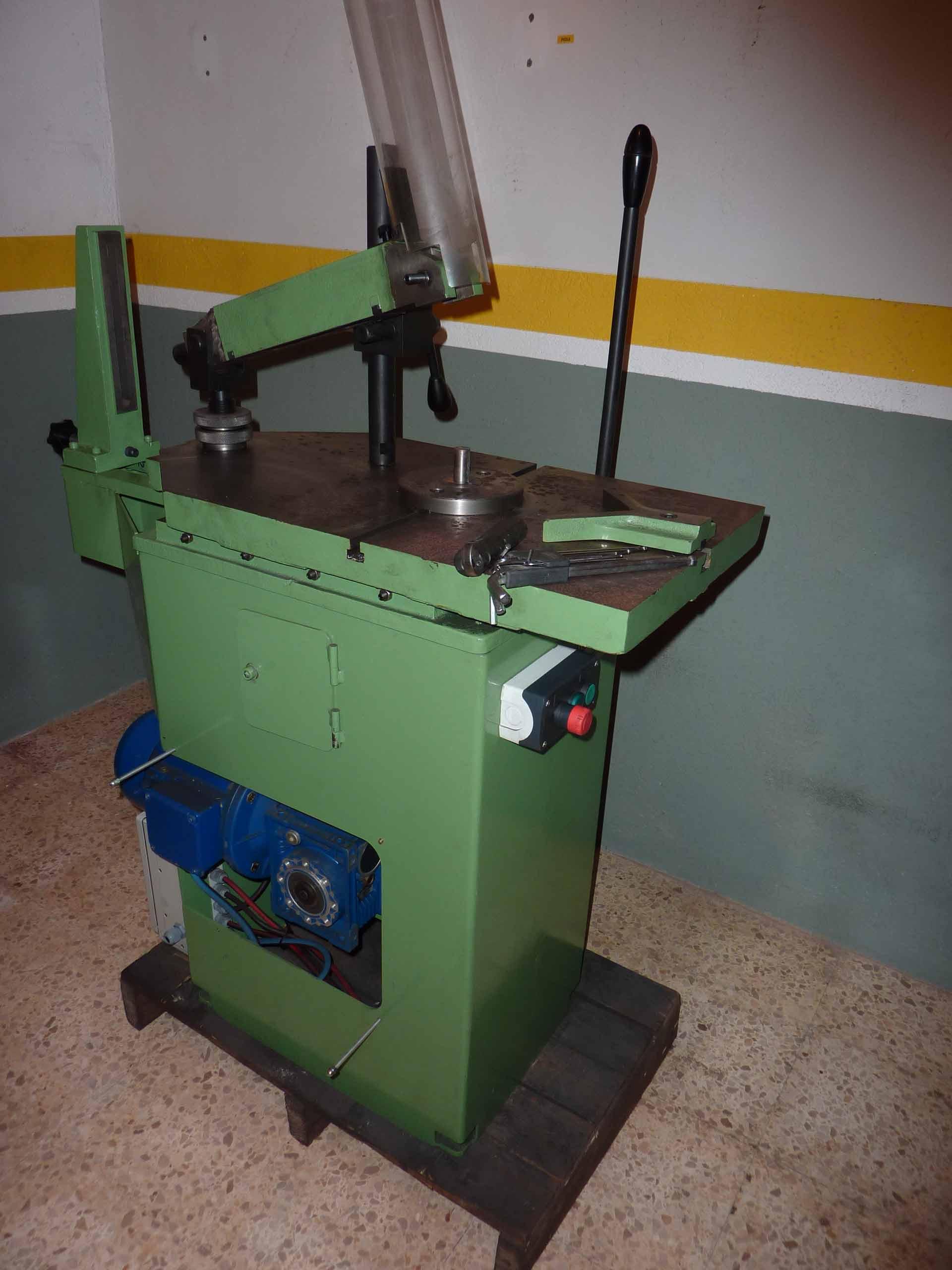 Used HCB Barengueras EN2001 Broaching machine - Exapro