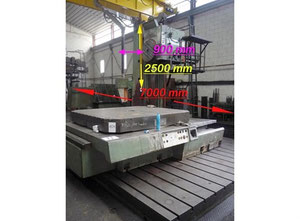 Used Union  BFP 130 Floor type boring machine