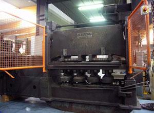Ungerer  1800-4,5-9 Blechrichtmaschine