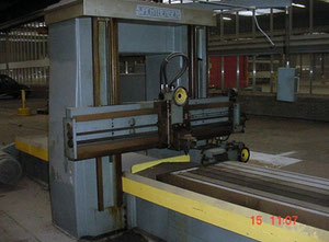 Used Wachtberger  HZ 3000 II Planing machine