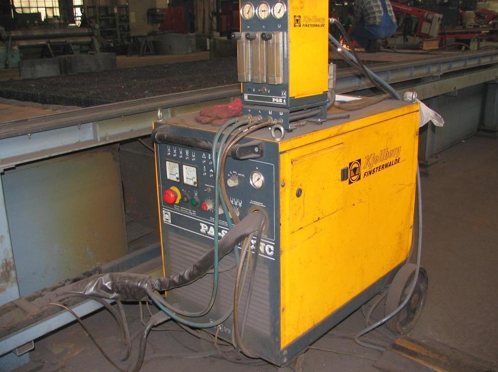 kjellberg plasma cutting machine