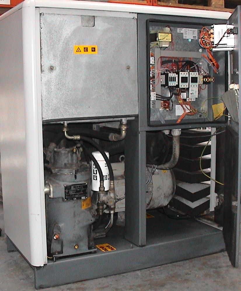 atlas copco screw compressor pdf