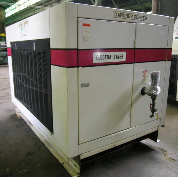 Used gardner denver eapqmc air compressor exapro for Gardner products