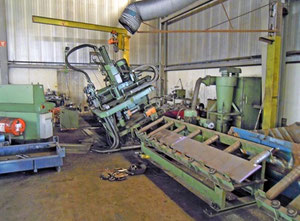Peddinghaus FDB 600/3 Drilling machine