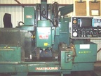 Used Matsuura MC-760V. Cnc Vertical machining centre
