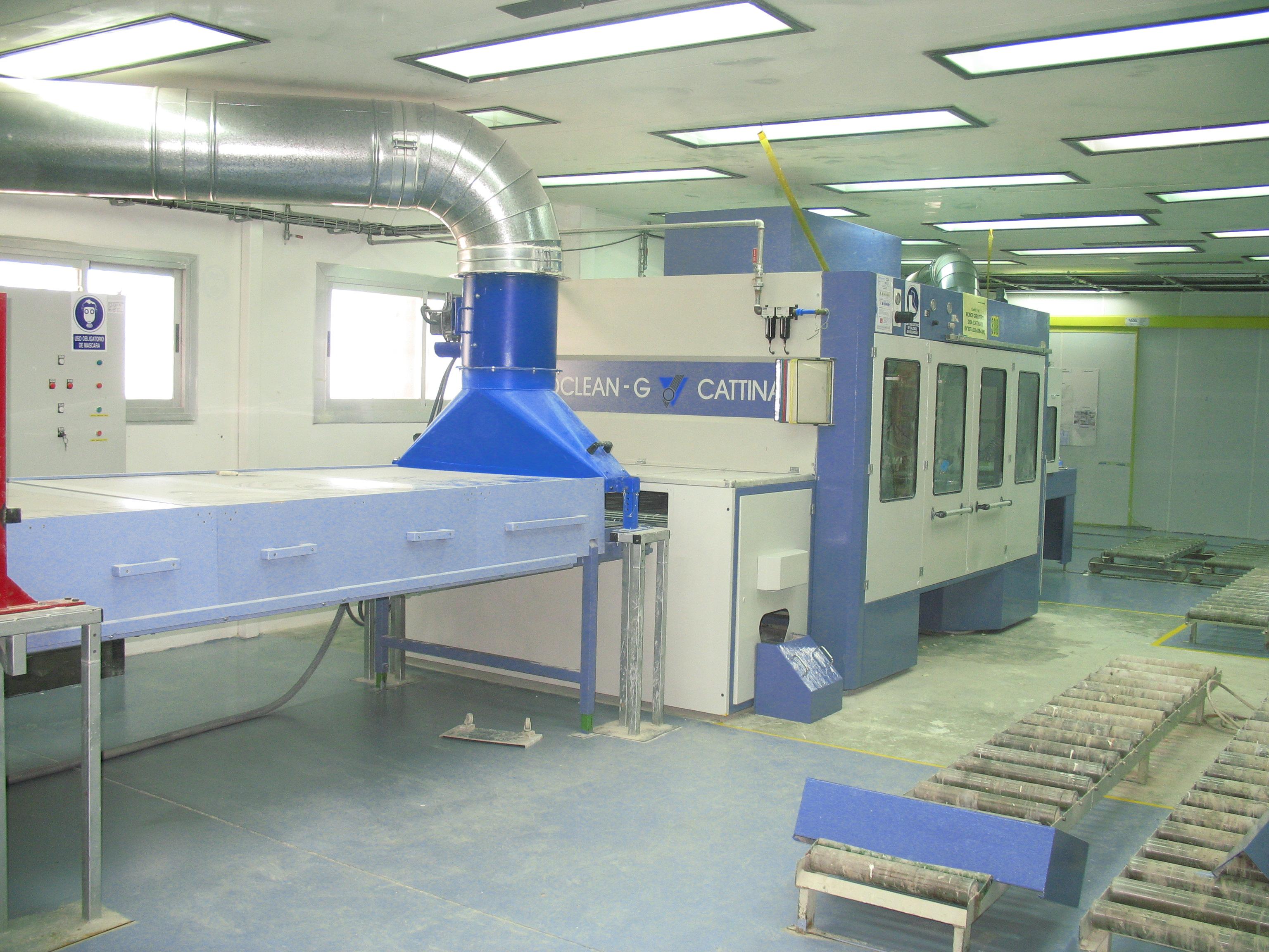 Robot de pintura disa catinnair sar130 de segunda mano for Robot limpiafondos piscina segunda mano