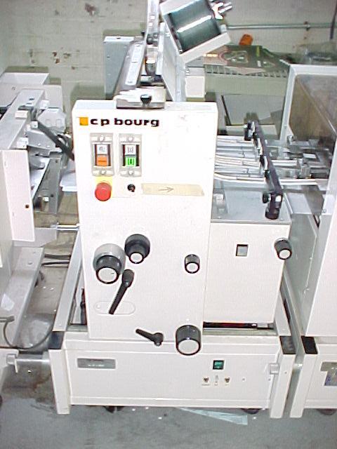 Bourg Booklet Maker (BM-e) - C.P. Bourg