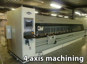 Used Emmegi Comet Isola Bed type horizontal milling machine