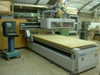 Used Bulleri Brevetti EUR 2613 Wood CNC machining centre
