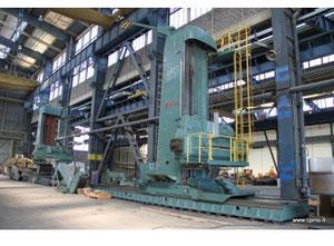 SKODA W250 CNC Plattenbohrwerk