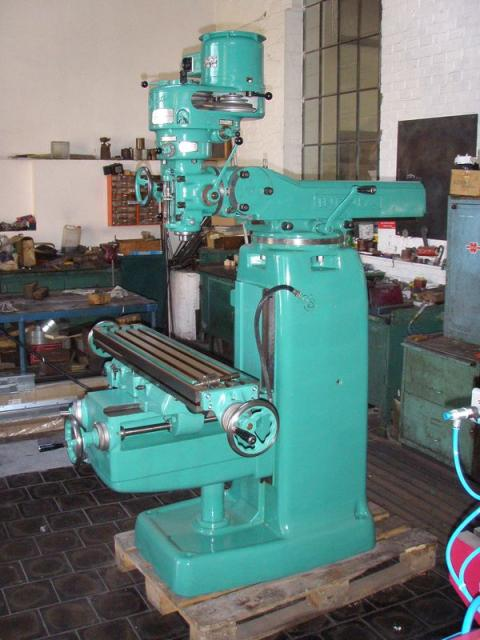 Induma S1 Milling machine - Exapro