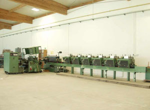 Hans Müller AG - saddle stitcher