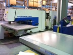 Used Trumpf Trumatic 500R Cn punching machine