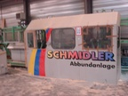 Used SCHMIDLER SAB4 Wood combined machine