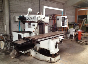 Used HURON MU 6 Milling machine