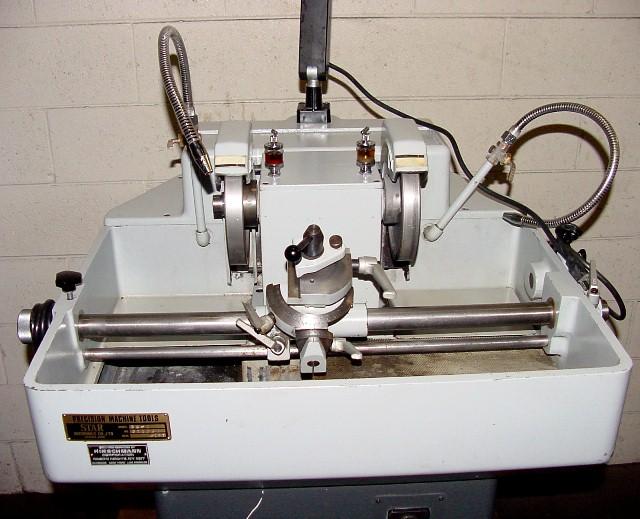 lapping wheel machine