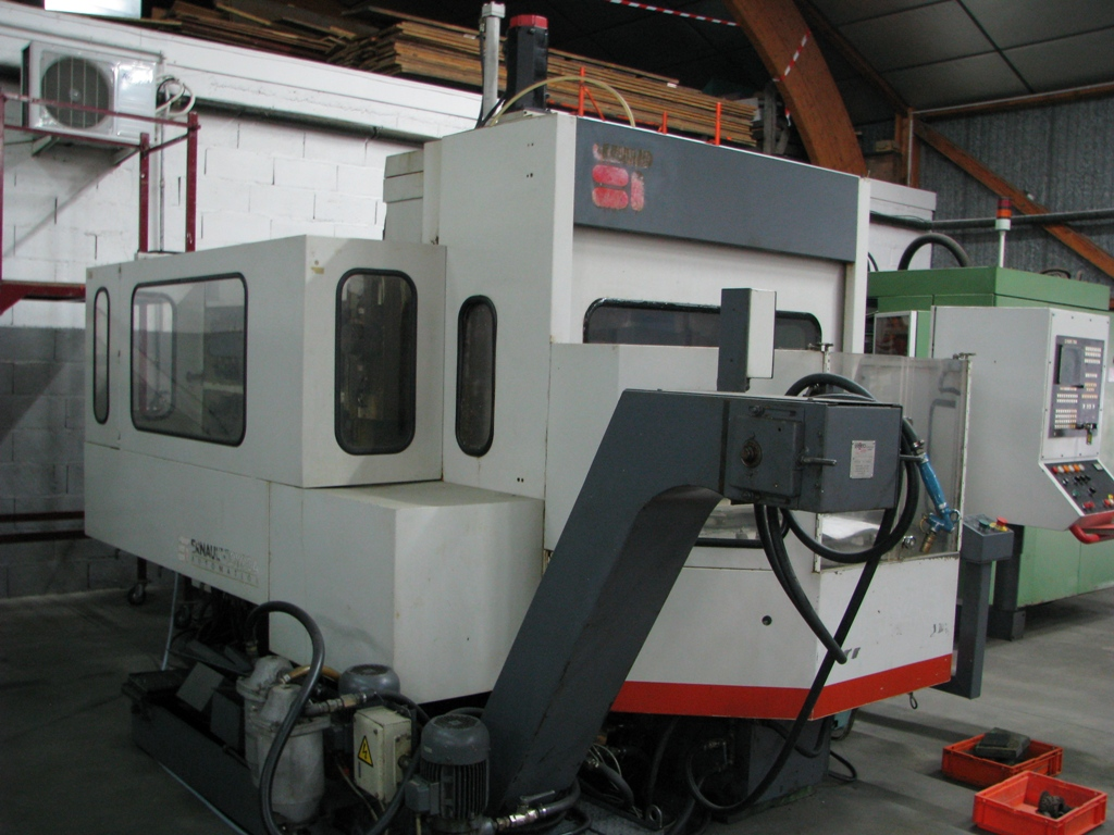Used ERNAULT FH45 Palletized machining center - Exapro
