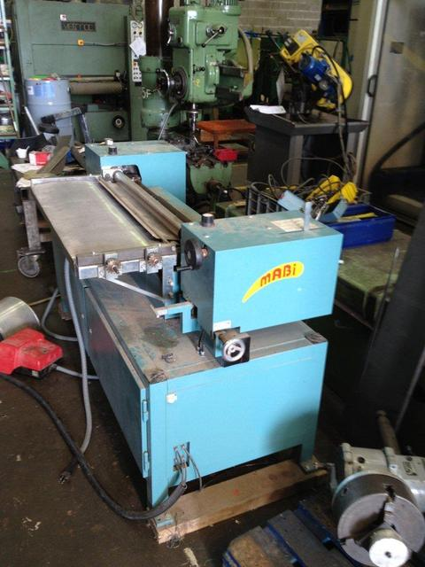 used broaching machine
