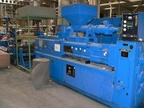 Used AMUT 120 Twin Screw Extruder