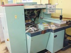 Used Polygraph Perfecta SDY-1 Three knife trimmer