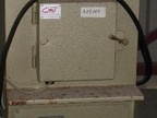 Used CMT MOUFFLE Bakery oven