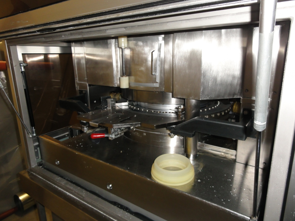 Used FETTE P3100 Rotary tablet press - Exapro