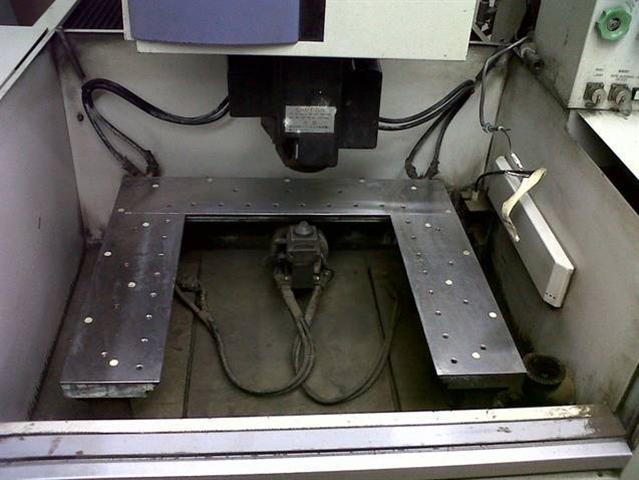Used Mitsubishi FX-10. Wire Edm Machine, w/ Autolube ...