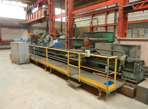 Used Sculfort Ø 1700 x 10000 mm Hdl