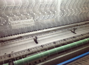 Lasser L-120 Embroidery machine