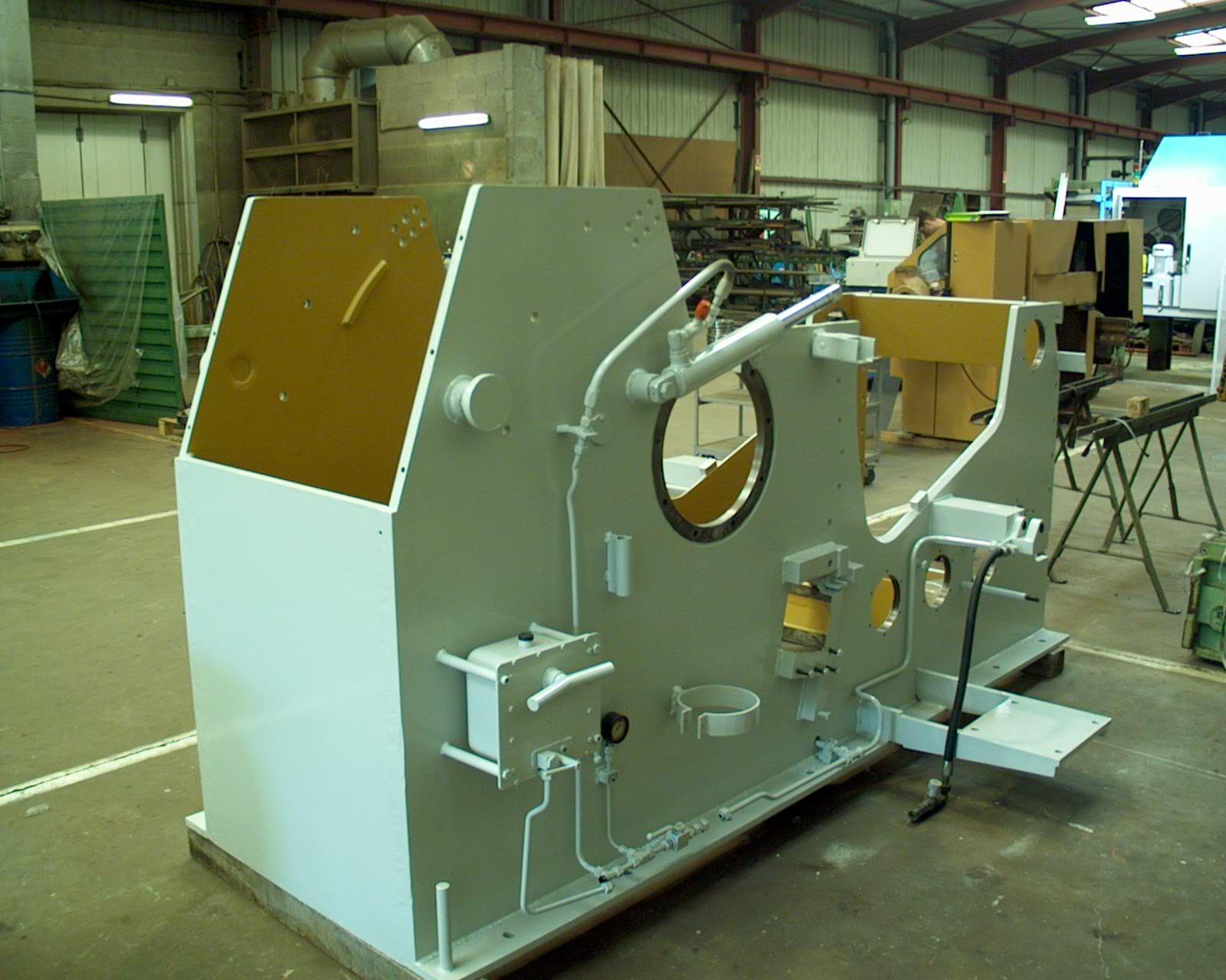 Used PALLMANN - Wood chipping machine - Exapro