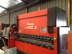 Used AMADA HFE 100-3 Cnc press brake